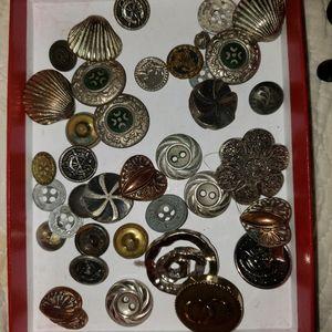 Bundle of Antique/Vintage Buttons